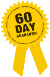 60 Day Return Guarantee