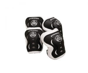 Knee and elbow pads