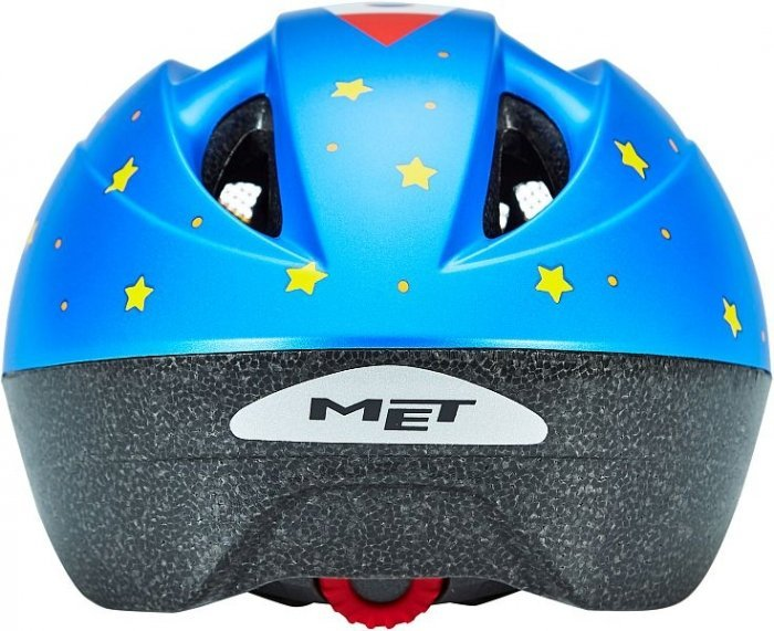 MET Buddy Helmet Blue Rocket