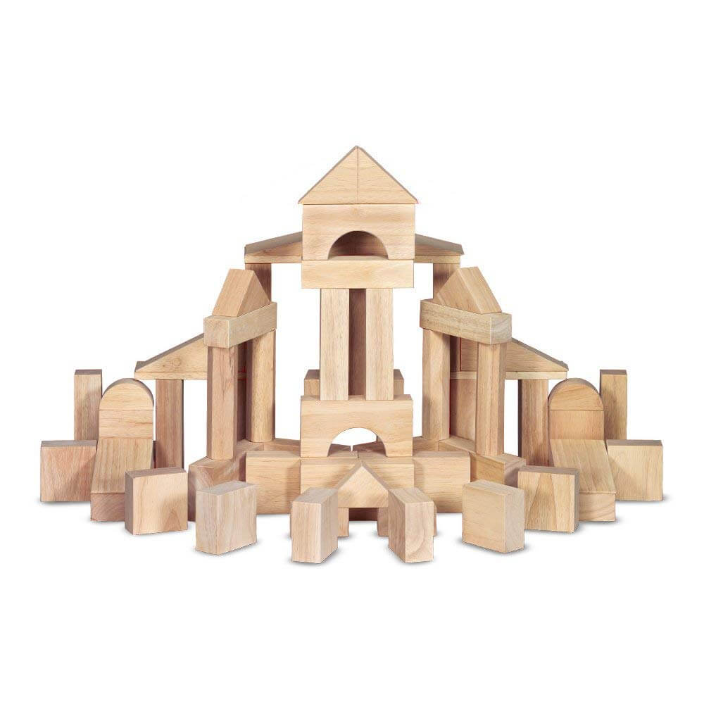 Melissa & Doug Building Blocks