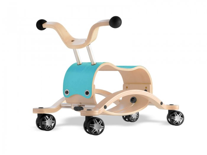 Wishbone Mini-Flip Racer Aqua