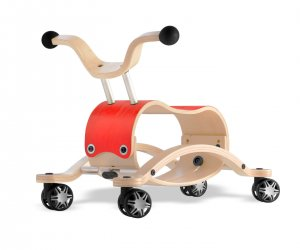 Wishbone Mini-Flip Racer Red