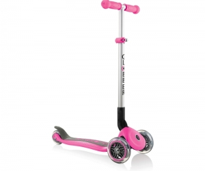 Globber Primo Foldable Deep Pink Scooter