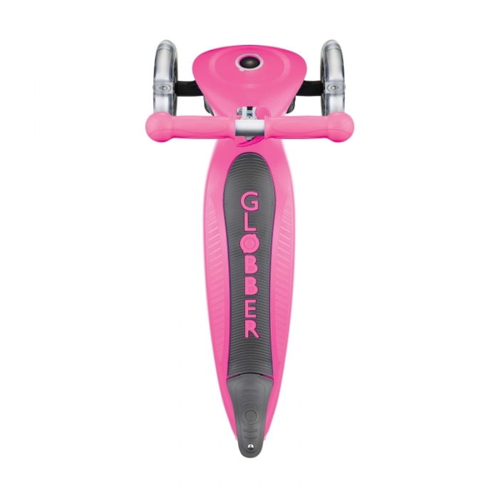 Globber Primo Foldable Scooter Deep PinkTop