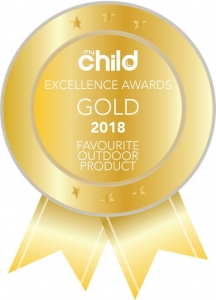 My Child Excellence Award 2018 Globber Evo Comfort