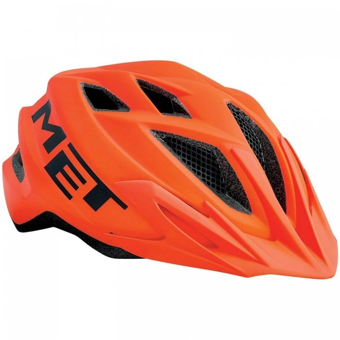 MET Crackerjack Kids Helmet Orange