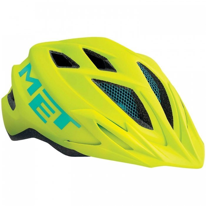 MET Crackerjack Kids Helmet Yellow