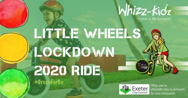 Little Wheels Lockdown Ride