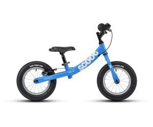 Ridgeback Scoot 2021 Balance Bike Blue Side