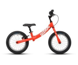 Ridgeback Scoot XL 2021 Balance Bike Red Side