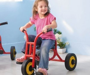 Weplay Small Trike Lifestyle